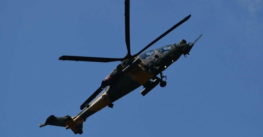 T129 được thiết kế cho các nhiệm vụ tấn công và trinh sát tiên tiến trong môi trường nóng và cao