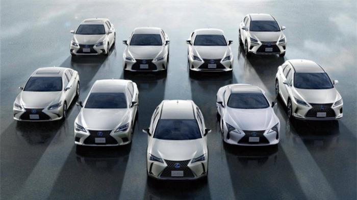 Lexus đã bán được 2 triệu xe hybrid từ năm 2005 1