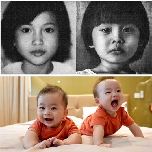 Sao Việt đồng loạt khoe ảnh thuở bé nhân ngày Quốc tế thiếu nhi  - Ảnh 9.