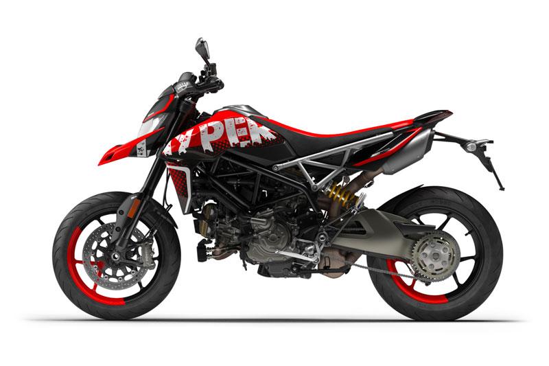Ducati Hypermotard 950 RVE 2021.