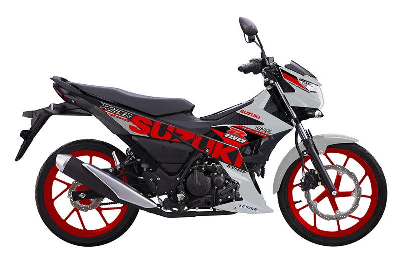 Suzuki Raider R150 2021.