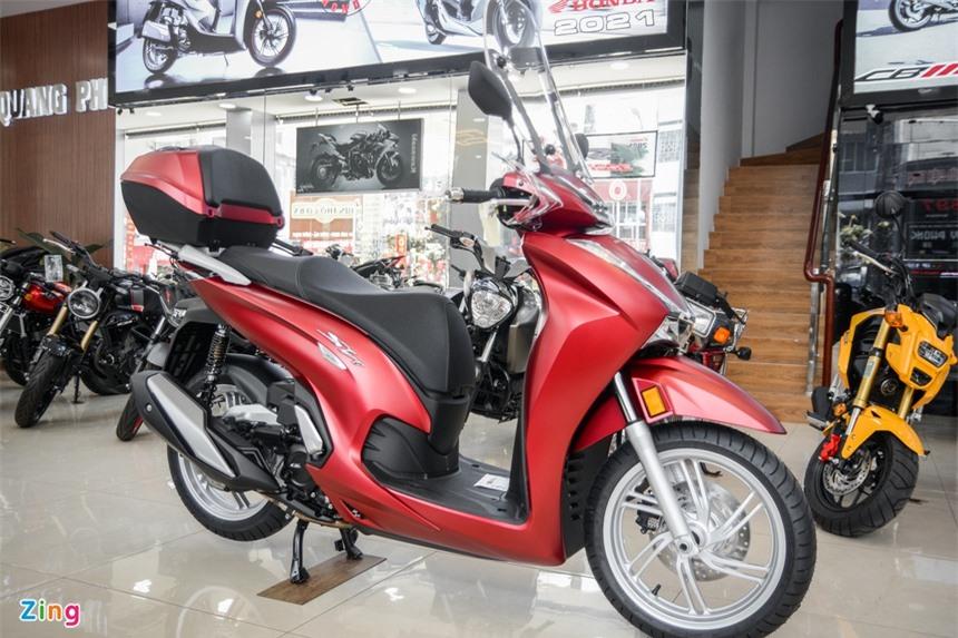 Honda SH 350i.