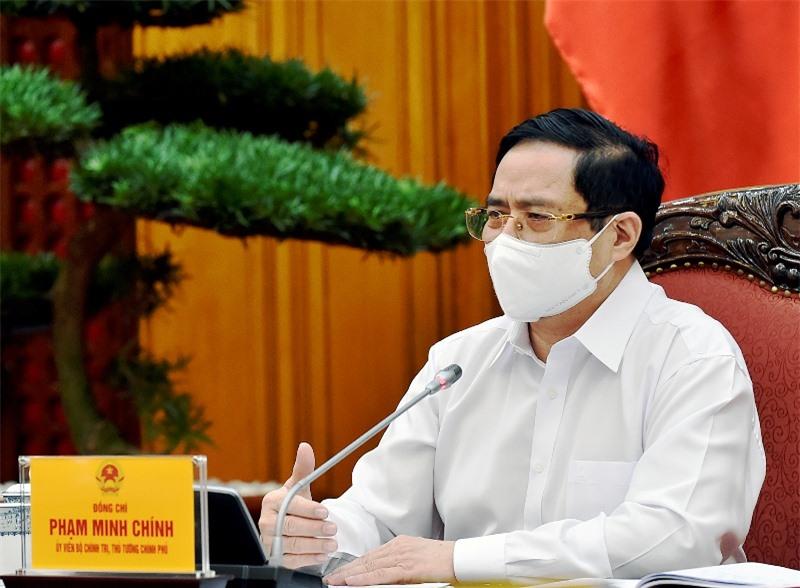 Thủ tướng Phạm Minh Chính làm việc với Bộ Văn hóa, Thể thao và Du lịch -0