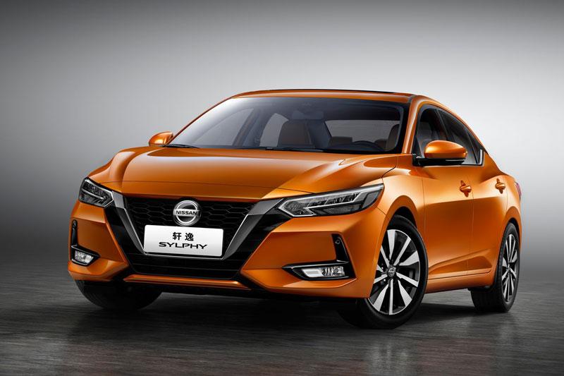 2. Nissan Sylphy (doanh số: 125.854 chiếc).