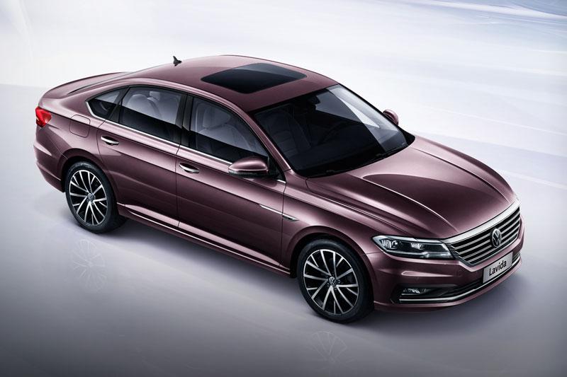 6. Volkswagen Lavida (doanh số: 96.792 chiếc).