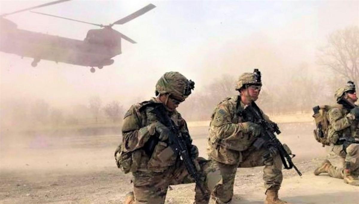 Là một phần của cuộc tập trận, hàng nghìn lính Mỹ và hàng trăm thiết bị đã được triển khai từ lục địa Mỹ tới châu Âu; Nguồn: wsws.org