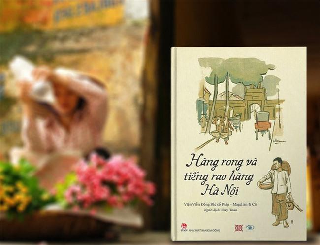 Gánh hàng rong và tiếng rao trên phố Hà Nội xưa - Ảnh 1.