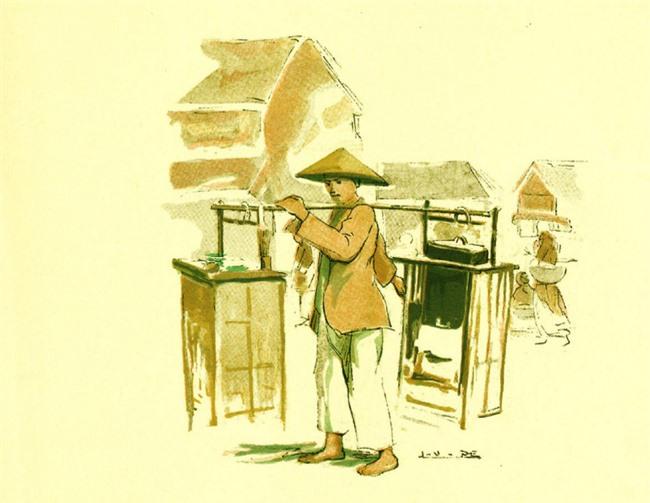 Gánh hàng rong và tiếng rao trên phố Hà Nội xưa - Ảnh 10.