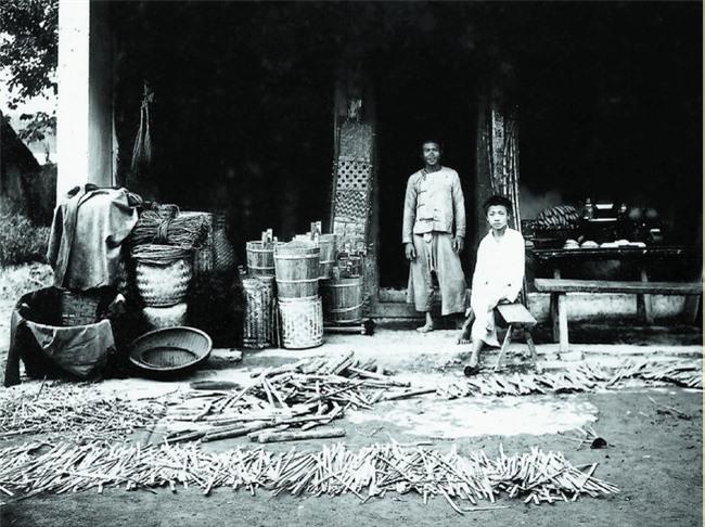 Gánh hàng rong và tiếng rao trên phố Hà Nội xưa - Ảnh 6.