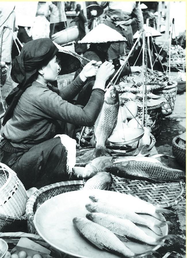 Gánh hàng rong và tiếng rao trên phố Hà Nội xưa - Ảnh 8.