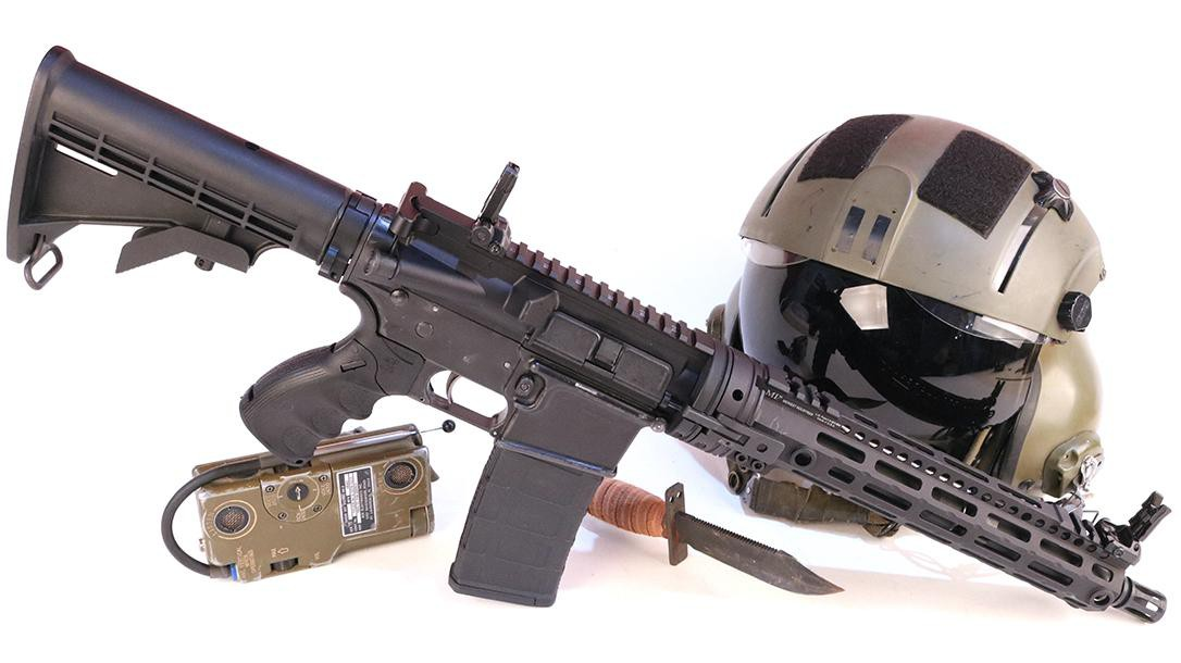 Loại súng tiểu liên cực nhanh mới được Mỹ trang bị cho phi công F-22