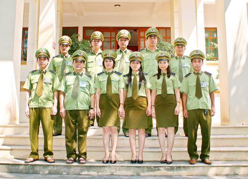 """Đồng phục màu """"cỏ úa"""" gắn liền với hành trình dài 64 năm của lực lượng QLTT toàn quốc"""