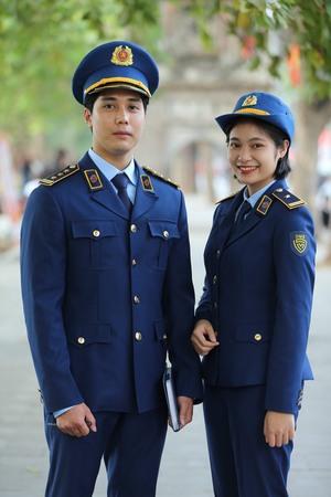 Trang phục mới của lực lượng Quản lý thị trường sẽ chính thức được sử dụng từ ngày 3/7/2021 nhân kỷ niệm 64 năm ngày Truyền thống