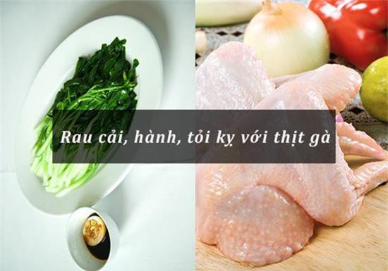 5 loại thực phẩm được khuyên cấm kỵ với thịt gà khiến nhiều người ngạc nhiên - Ảnh 2.