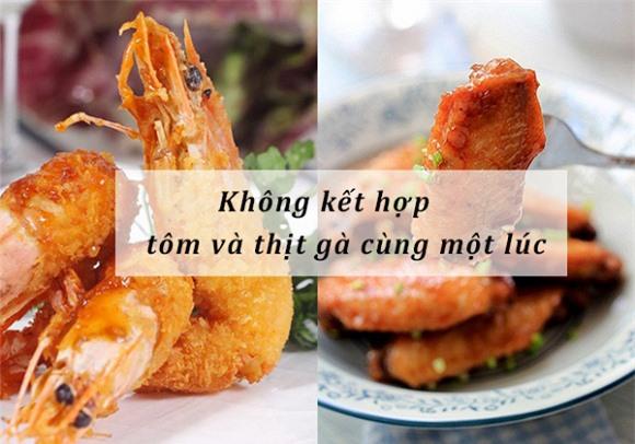 5 loại thực phẩm được khuyên cấm kỵ với thịt gà khiến nhiều người ngạc nhiên - Ảnh 5.