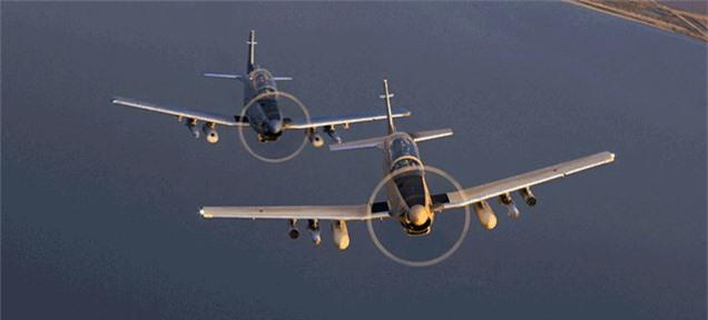 [Info] T-6 Texan II, dòng huấn luyện cơ đắt hàng của Mỹ ảnh 2
