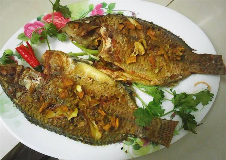 Món ngon cực dễ làm với cá rô phi