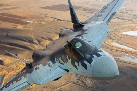 Nga bien Su-57 thanh may bay dang so hon
