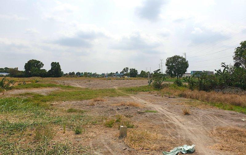 Mặc dù đất của nhiều người dân không có tranh chấp và đủ điều kiện để được tách thửa theo quy định nhưng Văn phòng đăng ký đất đai lại chậm trễ trong giải quyết hồ sơ của người dân. (Ảnh: VĐ)