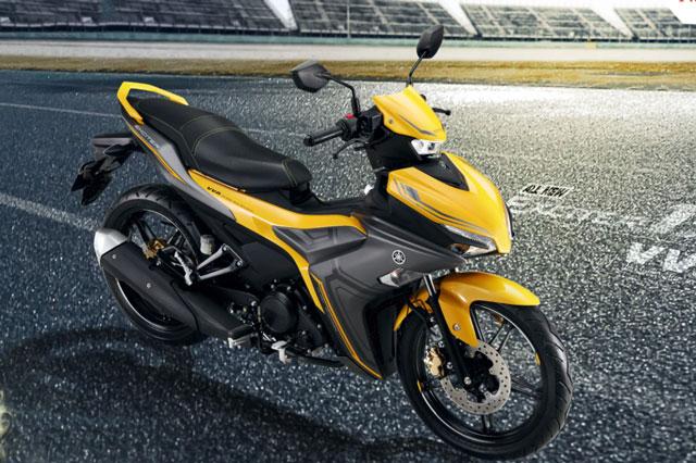 Yamaha Exciter 155 VVA phiên bản giới hạn.