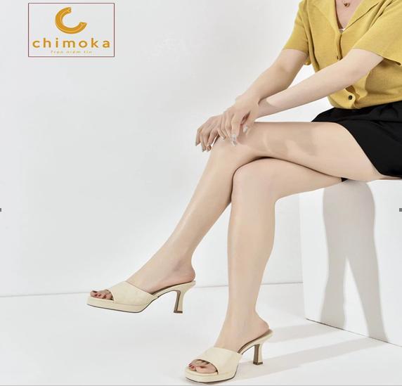 Chimoka giúp tôn vóc dáng, làm tăng vẻ đẹp gợi cảm, quyến rũ của phụ nữ Việt.