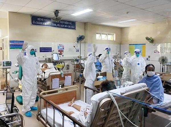 Các bệnh viện trực tiếp làm nhiệm vụ điều trị bệnh nhân Covid-19 sẽ được UBND TP Đà Nẵng hỗ trợ tối đa theo hướng dẫn của Bộ Tài chính