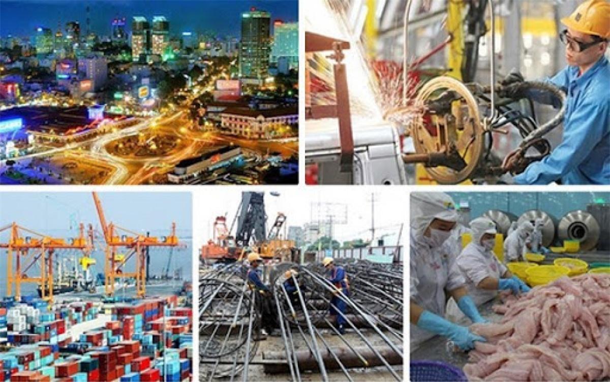 Những tín hiệu tích cực cho tăng trưởng kinh tế, trong bối cảnh dịch bệnh. (Ảnh: KT)