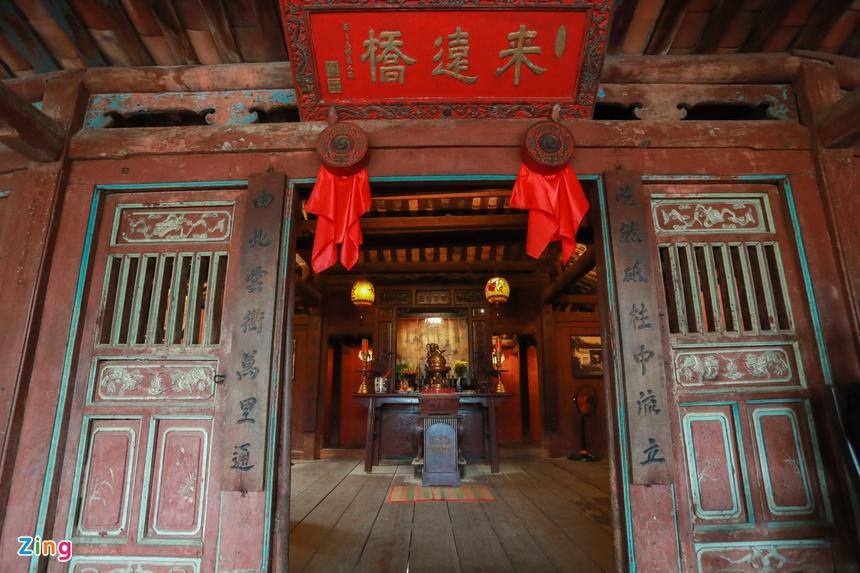 Theo Cổng thông tin Du lịch Hội An, ngày 17/2/1990, Chùa Cầu đã được cấp bằng Di tích Lịch sử – Văn hóa quốc gia.