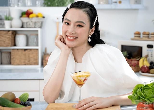 Angela Phương Trinh duy trì thói quen ăn chay trong 4 năm.