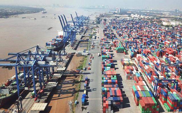 TP.HCM sắp thử nghiệm hệ thống thu phí hạ tầng cảng biển.