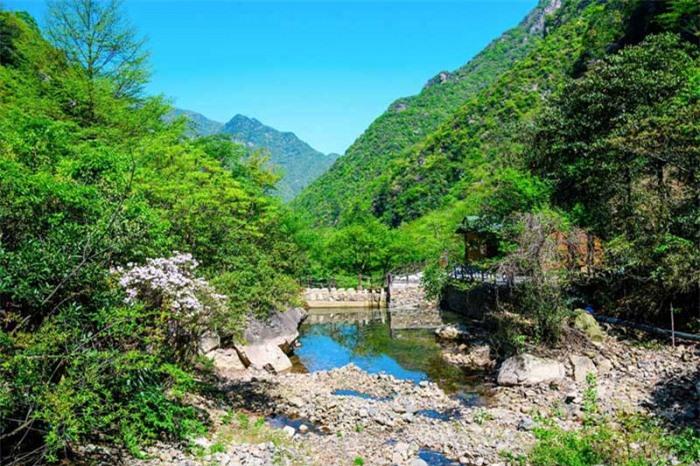 """Cận cảnh hẻm núi được mệnh danh """"bí ẩn địa lý thế giới"""" 2"""