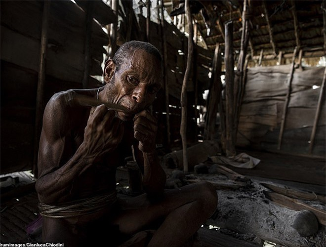 Hình ảnh hiếm hoi về người Korowai - bộ lạc mà thế giới suýt không biết đang tồn tại - Ảnh 6.