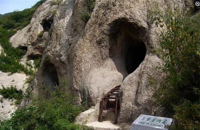 Kỳ lạ hang động bị bỏ hoang gần Vạn Lý Trường Thành và bộ tộc bí ẩn 2