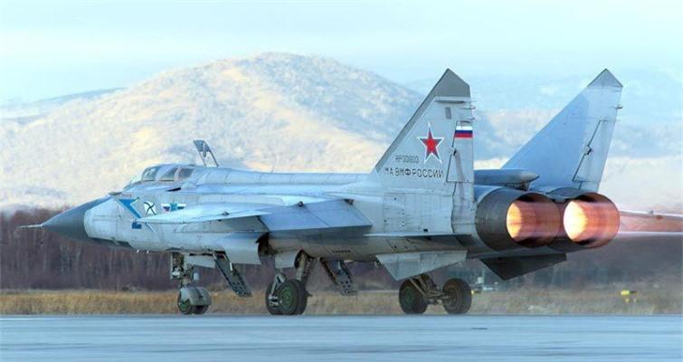 MiG-31 da dong lai thoi ky hoang kim cua hang che tao may bay noi tieng Mikoyan?-Hinh-13