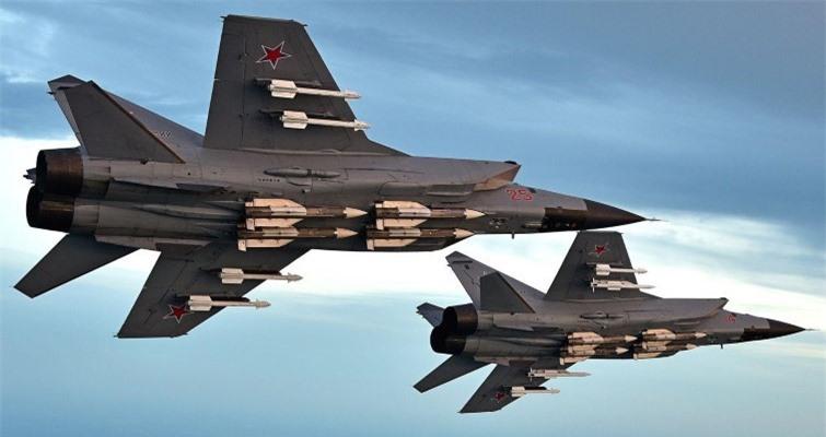 MiG-31 da dong lai thoi ky hoang kim cua hang che tao may bay noi tieng Mikoyan?-Hinh-16