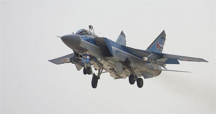 MiG-31 da dong lai thoi ky hoang kim cua hang che tao may bay noi tieng Mikoyan?-Hinh-22