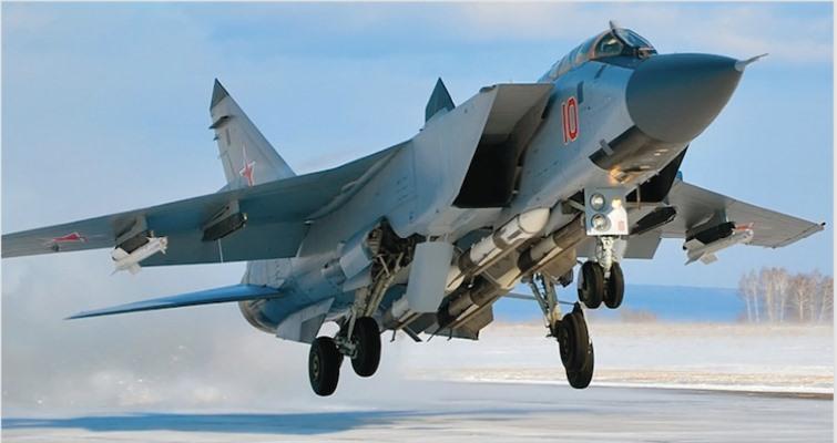 MiG-31 da dong lai thoi ky hoang kim cua hang che tao may bay noi tieng Mikoyan?-Hinh-5