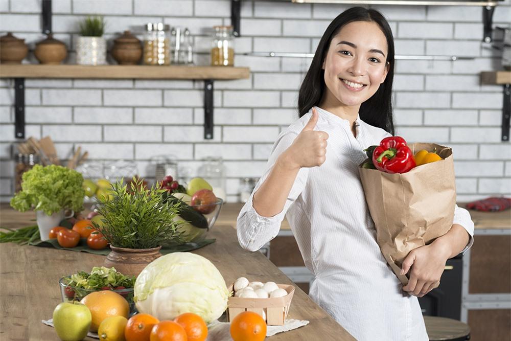 Muốn giảm căng thẳng nên ăn nhiều trái cây, rau củ