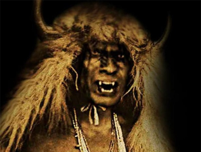 Truyền thuyết của người Navajo về bộ da di động - những sinh vật ngoại lai khát máu - Ảnh 3.