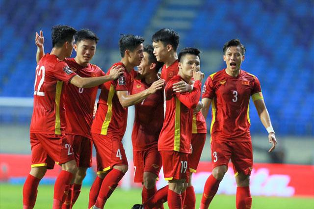 Đội tuyển bóng đá Việt Nam đã có chiến thắng giòn giã với tỷ số 4-0 trước Indonesia