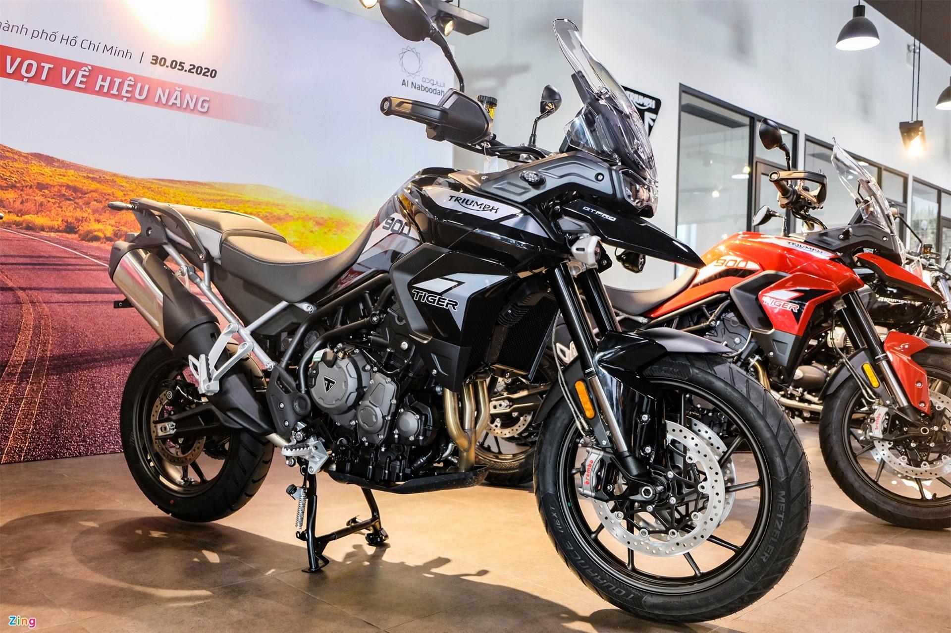 Các lựa chọn môtô địa hình đáng chú ý tại Việt Nam - Hình 23