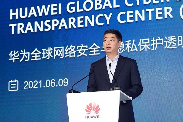 Ông Ken Hu, Chủ tịch luân phiên của Huawei.