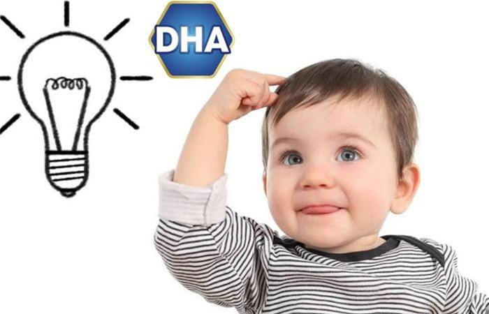 Bạn đã biết cách bổ sung DHA cho trẻ đúng cách?
