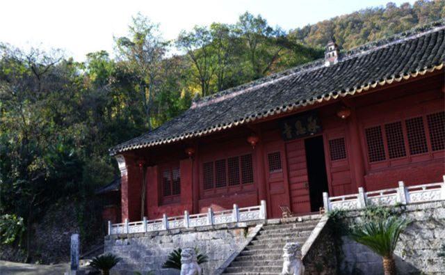 Ngôi chùa bí ẩn nhất Trung Quốc chưa từng được mở cửa 500 năm qua 4