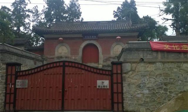 Ngôi chùa bí ẩn nhất Trung Quốc chưa từng được mở cửa 500 năm qua 5