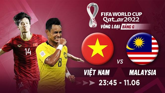 Chiến thắng 4-0 trước đội tuyển Indonesia giúp đội tuyển Việt Nam hừng hực khí thế khi bước vào trận đấu với Malaysia