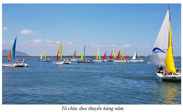 """Công ty CP Vũng Tàu Marina dự kiến tổ chức cuộc đua thuyền buồm """"Đà Nẵng Sailing Cup"""" trên sông Hàn thành sự kiện hàng năm"""