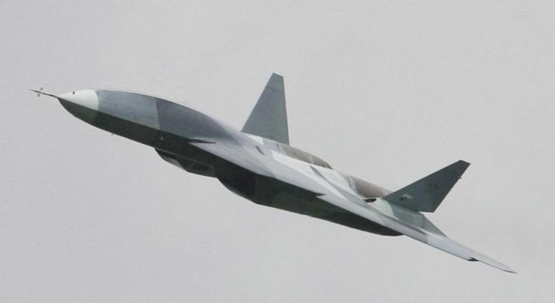 Nga bắt đầu thử nghiệm động cơ nâng cấp của UAV Okhotnik