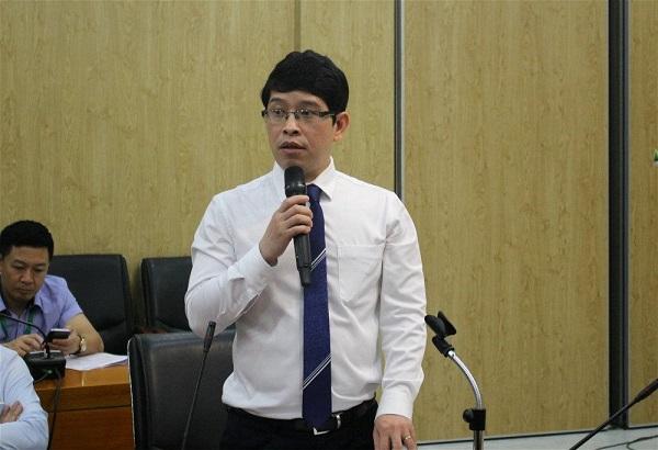 PGS.TS Nguyễn Đình Thọ, Viện trưởng Viện Chiến lược, chính sách TN&MT (Bộ TN&MT).