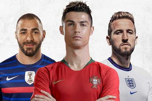 Cuộc đua Vua phá lưới EURO 2020 sẽ rất hấp dẫn.